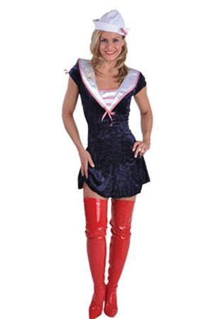 Sexy sailor meisje kostuums