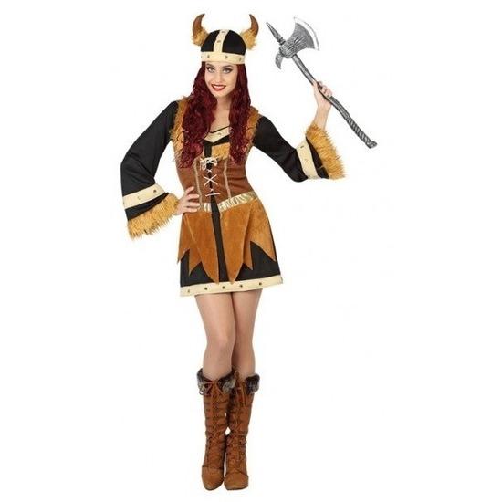 Sexy viking kostuum set voor dames